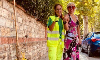 Alessandra Filiberto, la prima donna del cantiere Egea