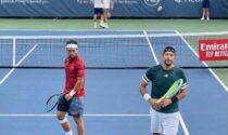 Fognini in doppio esce in semifinale a Cincinnati