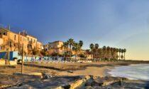 A San Lorenzo il bookcrossing in riva al mare