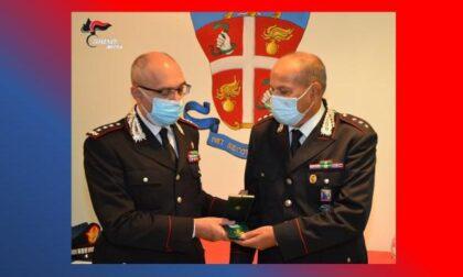 Al Tenente Sebastiano Meloni la Medaglia Mauriziana del Presidente della Repubblica