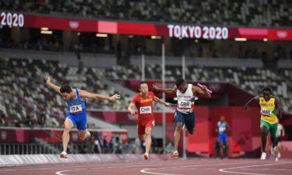 Oro dei record per l'Italia nella staffetta 4x100