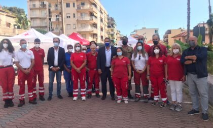 La commovente lettera di una volontaria della Croce Rossa Sanremo a Selvaggia Lucarelli