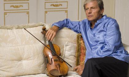 Le critiche del violinista Uto Ughi in vacanza a  Sanremo