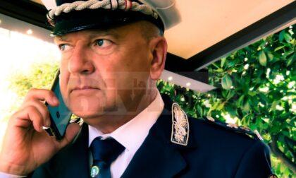 In congedo il comandante della polizia locale di Diano Marina Franco Mistretta