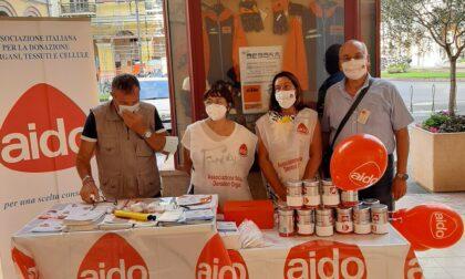 Aido festeggia il sì alla donazione di organi digitale