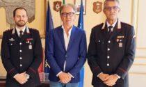 Il nuovo capitano dei Carabinieri di Sanremo ha incontrato il sindaco Biancheri