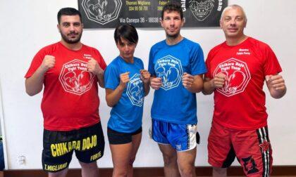 Riprendono con molte novità i corsi di Muay Thai della palestra Chikara Dojo a Sanremo