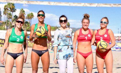 Grande successo per il trofeo beach volley a Diano Marina