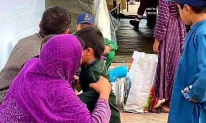 Metà dei profughi afgani redistribuiti in Liguria
