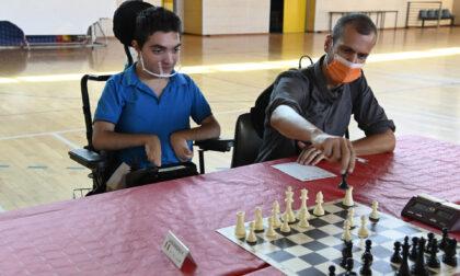 Fabiano Lagonigro piccolo campione di scacchi al Festival internazionale di Imperia
