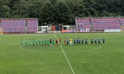 L'Imperia Calcio pareggia a casa del Gozzano