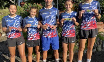 Trento si laurea Campione d'Italia U16 femminile al Tennis Sanremo