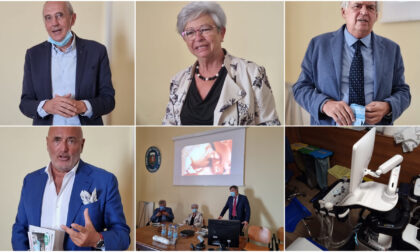 Fondazione Specchio dei Tempi dona ecografo all'ospedale