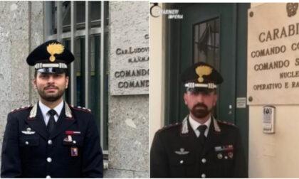 Ecco i nuovi comandanti delle Compagnie di Sanremo e Bordighera