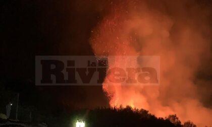 "Incendio Mortola, associazione sollecita Procura: ""Zona è battuta da trafficanti di migranti"""