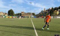 Il Ventimiglia vince in casa il derby con l'Ospedaletti
