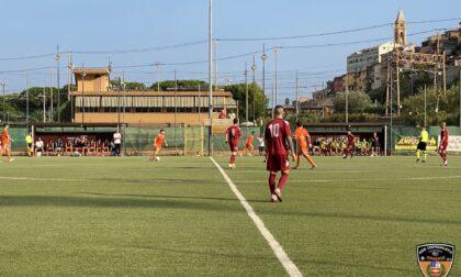 Coppa Italia l'Ospedaletti si ferma a Ventimiglia