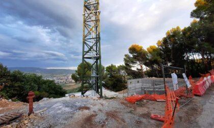 Tar della Liguria conferma demolizione della vecchia antenna di Radio Studio 105 ai Pini del Rosso