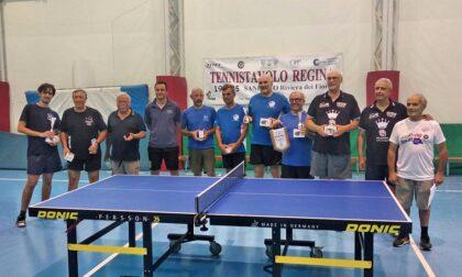 Tennis Tavolo Regina festeggia 45 anni di sodalizio