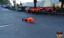 Orange 2007-2008 in ritiro a Triora