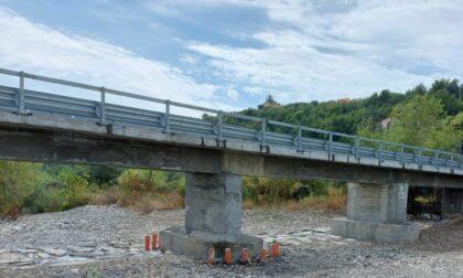 Ultimati i lavori del ponte Ardoino