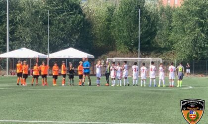 I giovani orange protagonisti al torneo di Orbassano