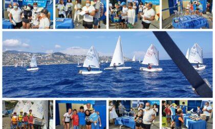 """Vela: i vincitori della regata Trofeo """"Gian Lorenzo Bernini"""" di Sanremo"""