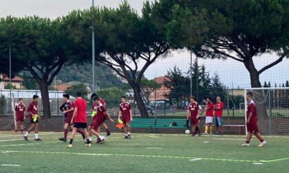Formazione con il Torino per la Vallecrosia Academy