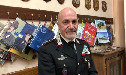 Colonnello Andrea Mommo lascia il comando provinciale dei Carabinieri