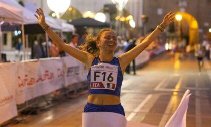 Aurora Bado vince la European Road Race