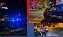 Guida in stato di ebbrezza e provoca un incidente denunciato dai Carabinieri