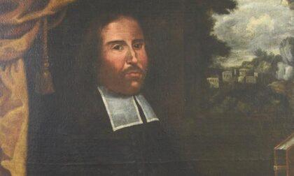 A Moltedo il restauro del ritratto di Don Sasso