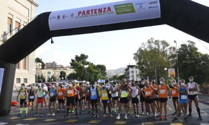Corsa al Monte Faudo, terzo posto per il sanremese Salerno e quinto Trincheri di Dolcedo
