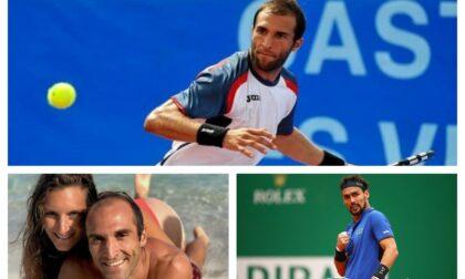 """Il sostegno di Fognini all'amico tennista Crepaldi in coma dopo un incidente: """"Forza Erik, non mollare mai"""""""