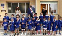"""Il sindaco Giuffra: """"Il ritorno sui banchi di scuola è il ritorno alla vita"""""""