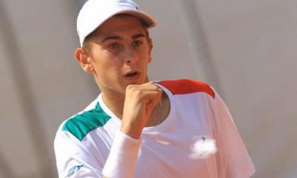 Alle spalle un mese da incubo, Matteo Arnaldi fermato solo in finale in Belgio