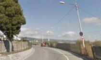 Sanremo divieto di transito in via al Mare a fine mese