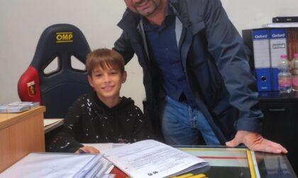 Difensore sanremese di 11 anni firma per il Genoa