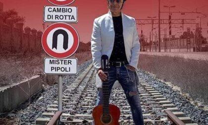 Mister Pipoli torna a Sanremo con Acqua e Fuoco