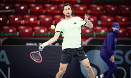 Troppo Monfils, il sanremese Gianluca Mager dice addio a Indian Wells