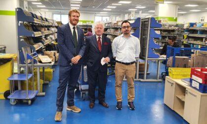 Poste Italiane: al via il nuovo centro di distribuzione di Ventimiglia