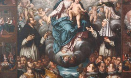 Nuova vita per La Madonna del Rosario di Casanova