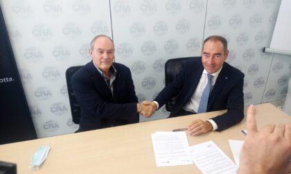 Siglato accordo tra Cna e Banca Carige