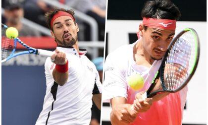 Grande esordio a Indian Wells per Fognini che con Sonego avanza in doppio