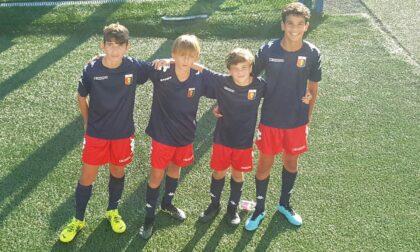 Quattro giovani talenti sanremesi sognano la Serie A