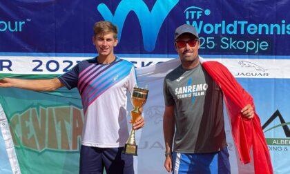 Matteo Arnaldi domina in Macedonia e conquista il suo secondo titolo 2021