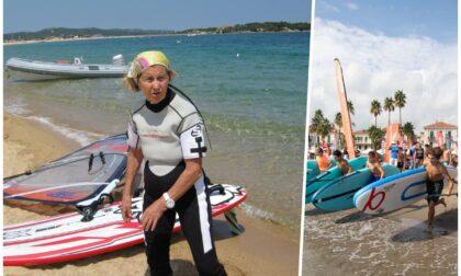 Ecco i vincitori del Wind Festival di Diano Marina. La più anziana è Mariuccia: 94 anni